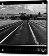 On The Road Acrylic Print by Vilas Malankar