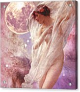 Orion's Dancer Acrylic Print by Maureen Tillman