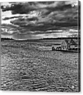 Osterville Acrylic Print by Keith Woodbury