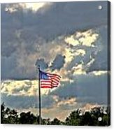 Our Country Acrylic Print by Dan Sproul