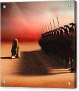 Out Of Egypt Acrylic Print by Bob Orsillo