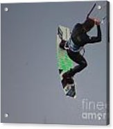 Parasurfer7 Acrylic Print by Rrrose Pix