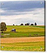 Pastoral Pennsylvania Acrylic Print by Steve Harrington