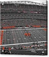Paul Brown Stadium Acrylic Print by Dan Sproul