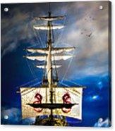 Pirates Acrylic Print by Bob Orsillo