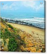 Place To Remember Acrylic Print by Lourry Legarde