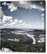 Point Park Overlook 2 Acrylic Print by Steven Llorca
