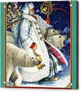 Polar Magic Acrylic Print by Lynn Bywaters