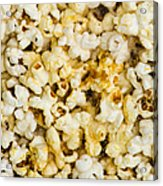 Popcorn - Featured 3 Acrylic Print by Alexander Senin