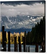 Potential - Landscape Photography Acrylic Print by Jordan Blackstone