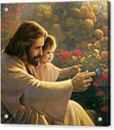 Precious In His Sight Acrylic Print by Greg Olsen