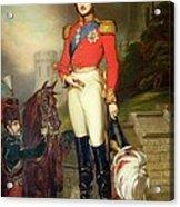 Prince Albert Acrylic Print by John Lucas