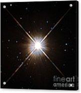 Proxima Centauri Acrylic Print by Science Source