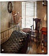 Psychiatrist - The Shrink Acrylic Print by Mike Savad