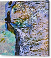 Purl Of A Brook 3 - Featured 3 Acrylic Print by Alexander Senin