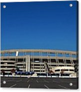 Qualcomm Stadium Acrylic Print by See My  Photos