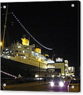 Queen Mary - 12127 Acrylic Print by DC Photographer