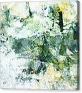 Ragtime Abstract  Art  Acrylic Print by Ann Powell
