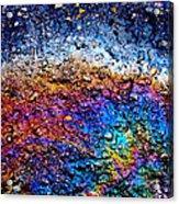 Rainbow Bridge Acrylic Print by Samuel Sheats
