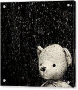 Rainy Days Acrylic Print by Tim Gainey