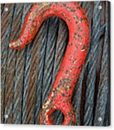 Red Hook Acrylic Print by John Shaw