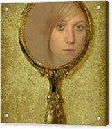 Reflection Acrylic Print by Amanda Elwell