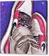 Retro 1.2 Acrylic Print by Dallas Roquemore
