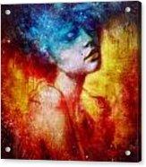 Revelation Acrylic Print by Mario Sanchez Nevado