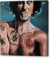 Robert De Niro In Cape Fear Acrylic Print by Paul Meijering