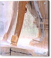 Roman Vase Acrylic Print by Viktor Savchenko