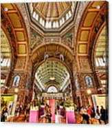 Royal Exhibition Building II Acrylic Print by Ray Warren