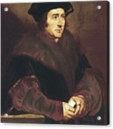 Rubens, Peter Paul 1577-1640. Thomas Acrylic Print by Everett
