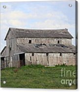 Rural Moravia Acrylic Print by Anthony Cornett