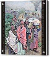 Rwanda Acrylic Print by Mike Walrath