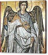Saint Michael Acrylic Print by Filip Mihail
