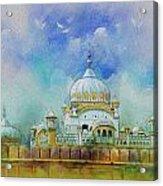 Samadhi Ranjeet Singh Acrylic Print by Catf