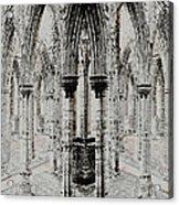 Sanctuary Acrylic Print by Stephanie Grant