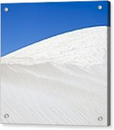 Sand Dunes Acrylic Print by Science Photo Library