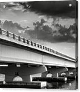 Sanibel Causeway II Acrylic Print by Steven Ainsworth