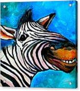Say Cheese Acrylic Print by Debi Starr