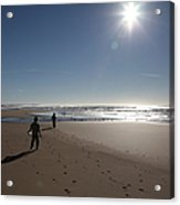 Seasons In The Sun  5d21323 Acrylic Print by Wingsdomain Art and Photography