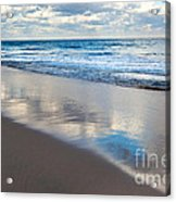 Self Reflection Acrylic Print by Michelle Wiarda