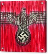Seven Deadly Sins - Pride Acrylic Print by Lynet McDonald