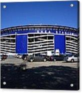 Shea Stadium - New York Mets Acrylic Print by Frank Romeo