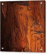 Shenandoah Caverns - 121263 Acrylic Print by DC Photographer
