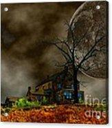 Silent Hill 2 Acrylic Print by Dan Stone