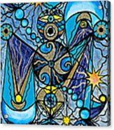 Sirius Acrylic Print by Teal Eye  Print Store