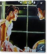 Sixteen Candles Acrylic Print by Jeremy Moore