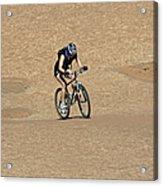 Slickrock Trail Utah Acrylic Print by Aidan Moran