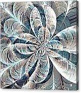 Soft Palette Acrylic Print by Anastasiya Malakhova